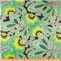 Laminated fabric for splat mat- Wide Amy Butler Laminated Cotton Lark Floral Couture Charcoal Fabric By The Yard Splat Mat, Laminated Cotton Fabric, Amy Butler Fabric, Plastic Tablecloth, Vinyl Fabric, Home Decor Fabric, Color Inspiration, Kitchen Inspiration, Kitchen Ideas