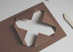 Rica's Haven: Card & Shadow box Tutorial