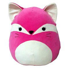 Kellytoy Squishmallow 8 Inch Fifi the Fox Pink Super Soft Plush Toy Pillow Pet Pillow Pals, Plush Pillow, Kids Toy Sale, Pink Fox, Shops, Cute Stuffed Animals, Animal Pillows, Plushies, Softies