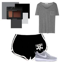 """""""Untitled #7"""" by tatizzen on Polyvore featuring T By Alexander Wang and NARS Cosmetics"""