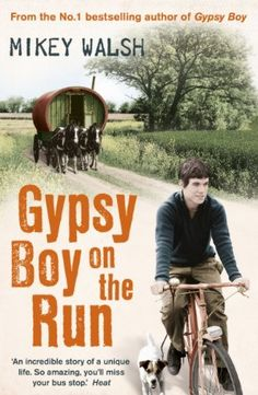 'Gypsy Boy on the Run' mikey Walsh. Sequel to 'Gypsy Boy'
