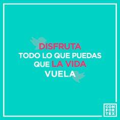 Disfruta, vive, siente.... !!!! #vida #vivirlavida #sentir #disfrutar #disfrutarlavida #amantes #amar #Love #amor #condones #condoms #sexo #sex #confortex