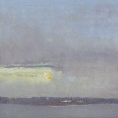 34.Dawn, Gwithian Oil on Canvas Board 16 x 16in Peter Beeson.jpg 800×800 pixels