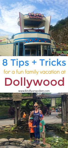 Family Fun at Dollywood and The Island Pigeon Forge - Kindly Unspoken Best Family Vacations, Mountain Vacations, Family Travel, Beach Vacations, Gatlinburg Vacation, Tennessee Vacation, Gatlinburg Tn, Gatlinburg Tennessee Restaurants, Tonga