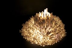 Paper Lamp Project