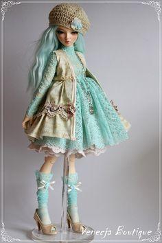 https://flic.kr/p/fXmikW | Caitlin - Minifee Chloe | Dress for MSD