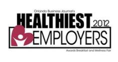 """The Orlando Business Journal recognized Rollins College as one of three finalists in the medium category for the R-Wellness Programs that are offered to employees.  Rollins is included in a special """"Healthiest Employers"""" section in the November 30th edition of the Orlando Business Journal (November 2012)."""