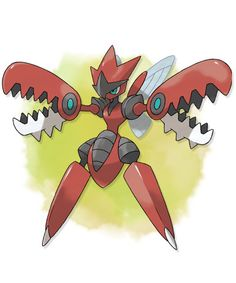 MEGA SCIZOR. Type: BUG/STEEL. Ability: Technician. Mega Stone Location: Frozen Cavern Behind Abomasnow - Postgame.