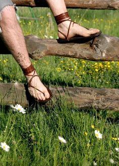 Born to run – Zrozeni k běhu  – co na to naše nohy
