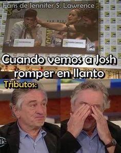 Memes THG - Josh llorando!!! - Wattpad