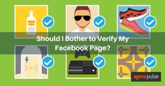 Should I Bother to Verify My #Facebook Page? https://rite.ly/Xf46 #google