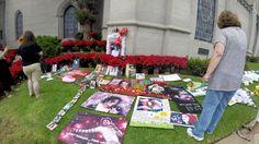 Michael Jackson memorial 5 AÑOS
