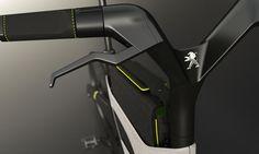 Transportation - Photos - Peugeot Cycles EDL122 Concept e-Bike