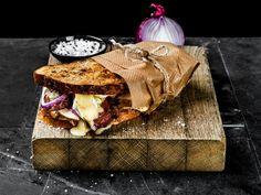Annonsørinnhold: Her er MENY-kokkens forslag til ukens meny: Uke 42 Burger Recipes, Tex Mex, Brie, Pulled Pork, Cheddar, Camembert Cheese, Risotto, Grilling, Bacon
