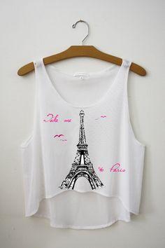 Take me to Paris – Hipster Tops