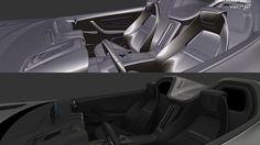 Mercedes-Benz 3D Alias Model