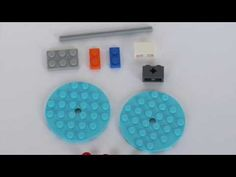 LEGO Gravity Rollers: A Fun Contraption That Propels Itself! - Frugal Fun For Boys and Girls