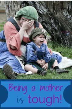 Being a mother is tough. Upset mother holding distraught toddler in her lap. #motherhood #toddler #mumlife  www.brighteyes77au.com