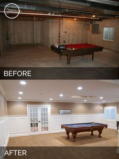 basement apartment before and after. Before and After Basement Remodeling  Sebring Services Brian Kelli s Pictures