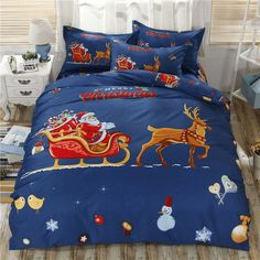 Kids Bedding Sets, Cotton Bedding Sets, Queen Bedding Sets, Duvet Bedding, Blue Bedding, Girl Bedding, Christmas Bedding, Quilt Cover, Duvet Cover Sets