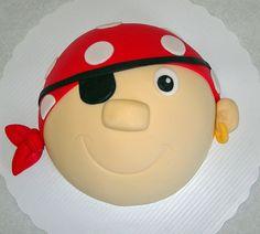 pirate cake idea for Kupa's farewell