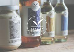 Kunella Feinkost Cambio de marca (Concepto) relativa a los envases del Mundo - Creativo Paquete Design Gallery