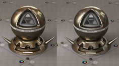 "Tutorial No.44 : Creating "" Iron Man suit "" Shaders in Arnold for Cinema 4d, Part 01 on Vimeo"