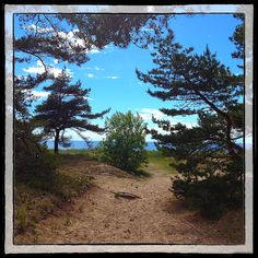 The beach from my teenage years #Gnisvärd #Gotland #Sweden