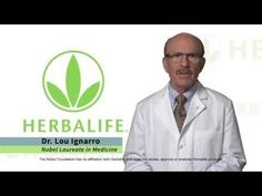 WATCH and SHARE this VIDEO! IT CAN SAVE LIVES! Dr. Lou Ignarro on Niteworks® Powder Mix | Herbalife