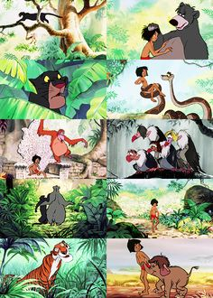 Jungle book movie cartoon in hindi