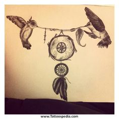 dream catcher tattoo on ribs - Google Search
