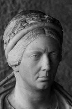 roman portraits profile - Google Search