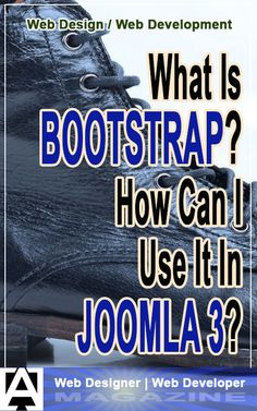 Bootstrap is a big deal beginning with the Joomla releases, as it was not present in earlier versions of Joomla. Basically, Bootstrap is a core group of pre-styled design elements and commonly… Modal Window, Web Design Quotes, Web Development, Design Elements, I Can, Respect, Something To Do, Group, Magazine