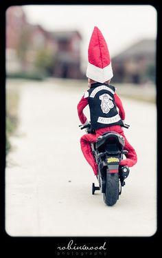 Susan Wolfer-Lennex Twisted Elf on the Shelf: https://plus.google.com/u/0/photos/104073102397322063557/albums/5816620214901255393