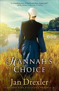 Giveaway at Best Reads (2010 - 2015): Hannah's Choice by Jan Drexler #BookGiveaway