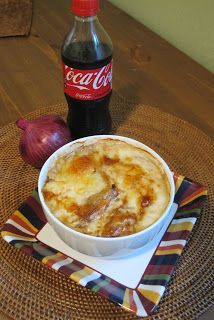 Munchie Musings: Coke French Onion Soup