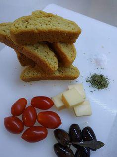 Συνταγή για τραγανά παξιμάδια με ελαιόλαδο 1