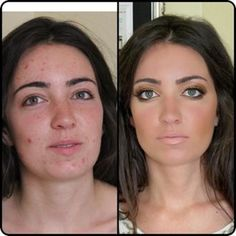 Stunning Makeup Contouring Before And After - Just For Girls