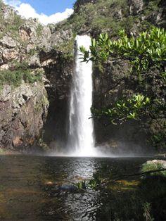 Cachoeira do Fundão, Serra da Canastra - Minas Gerais