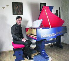 Viola Organista - SZ