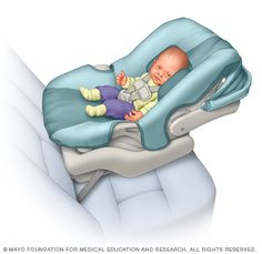 Car seat safety: Avoid 10 common mistakes  Car seat safety isn't child's play. Understand 10 common mistakes parents make when installing and using car seats.