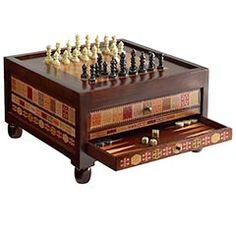 Global Design Game Box