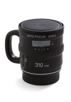 Pour and Shoot Mug ($15)
