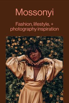 Looking for dreamy fashion photography and style inspiration? ... follow Onyi.