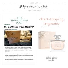 Topping this Huffington Post best-of-2017 list, discover our Jardins du Midi fragrance on my boutique!