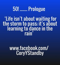 Check out my new PixTeller design! :: 50! ........ prologue 'life isn't about ...