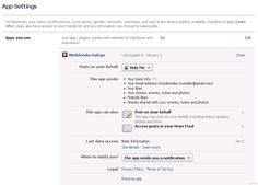 How to Protect Your Facebook Account from Rogue Applications
