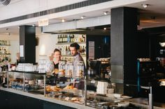 Cafe Henrici. Zurich
