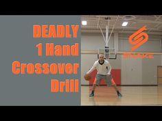 Basketball Drills For Point Guards: Best Dribbling Drills For Killer Crossover - YouTube