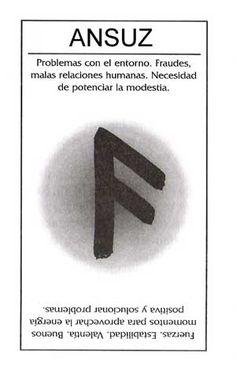 ANSUZ – Significado Runas                                                       …